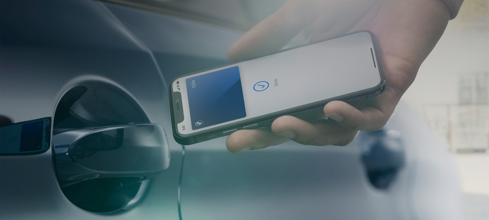 BMW Digital Key: El iPhone como llave digital