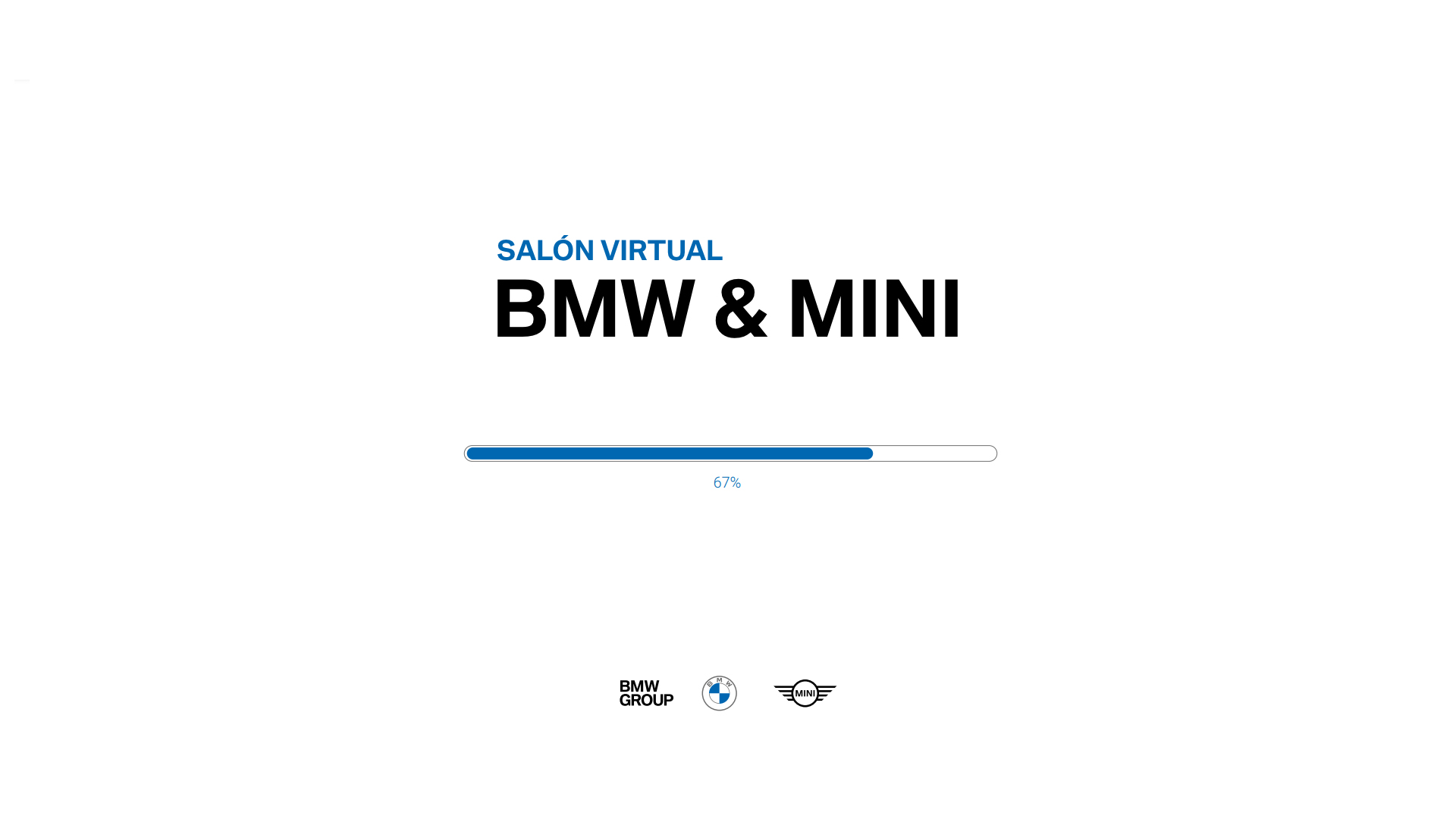 BMW Group España lanza el primer Salón Virtual BMW y MINI