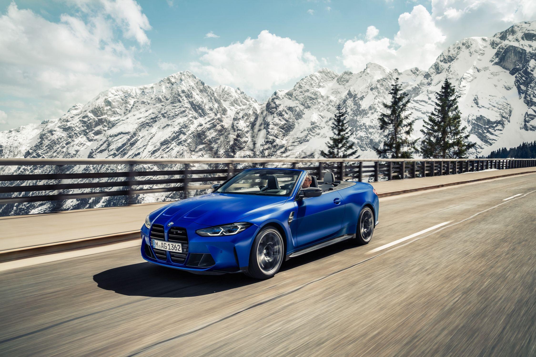 EL NUEVO BMW M4 COMPETITION CABRIO CON M XDRIVE