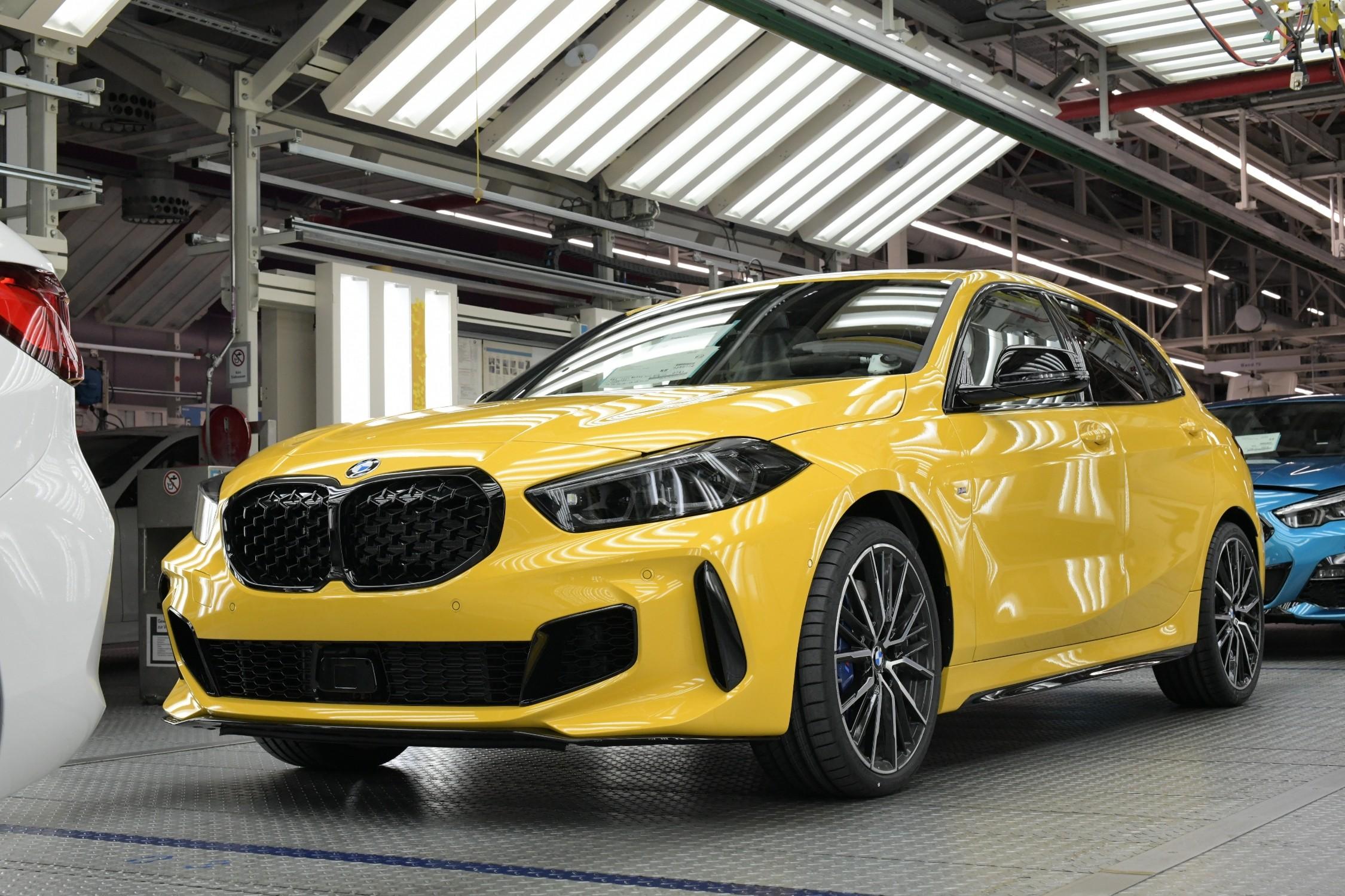 El BMW Serie 1 y el BMW Serie 2 Gran Coupé ya estan disponibles en todos los colores de BMW Individual.