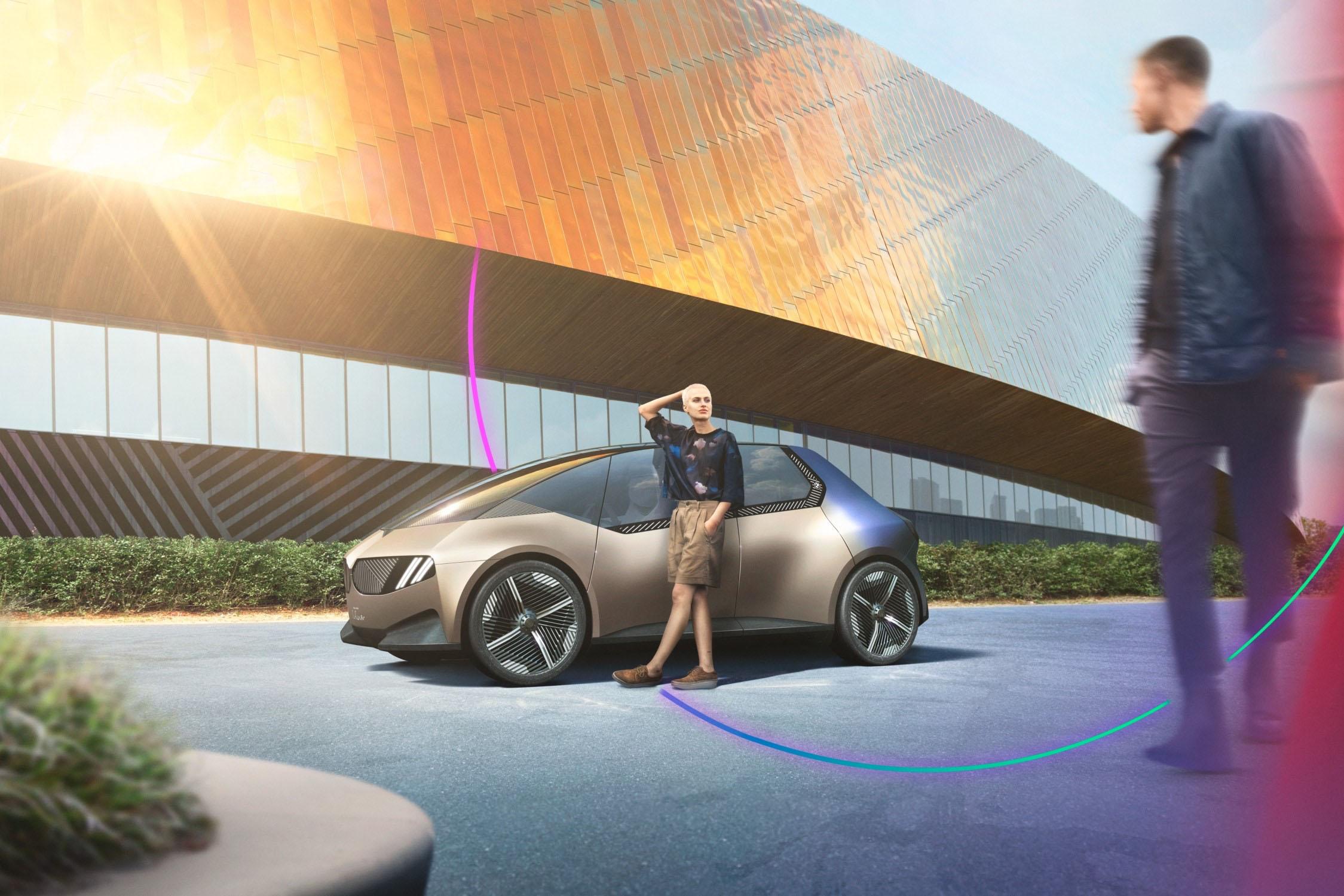 El BMW i Vision Circular.