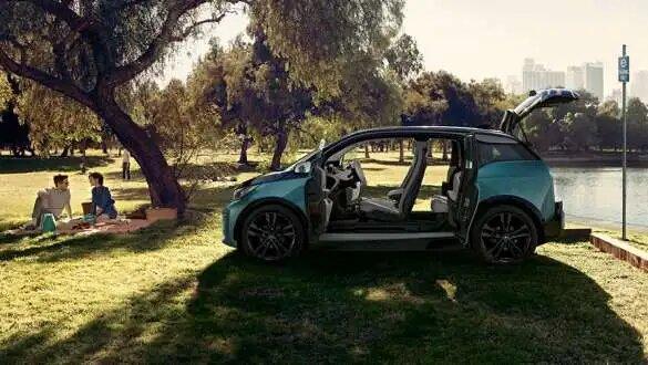 Celebramos el décimo aniversario de BMW i