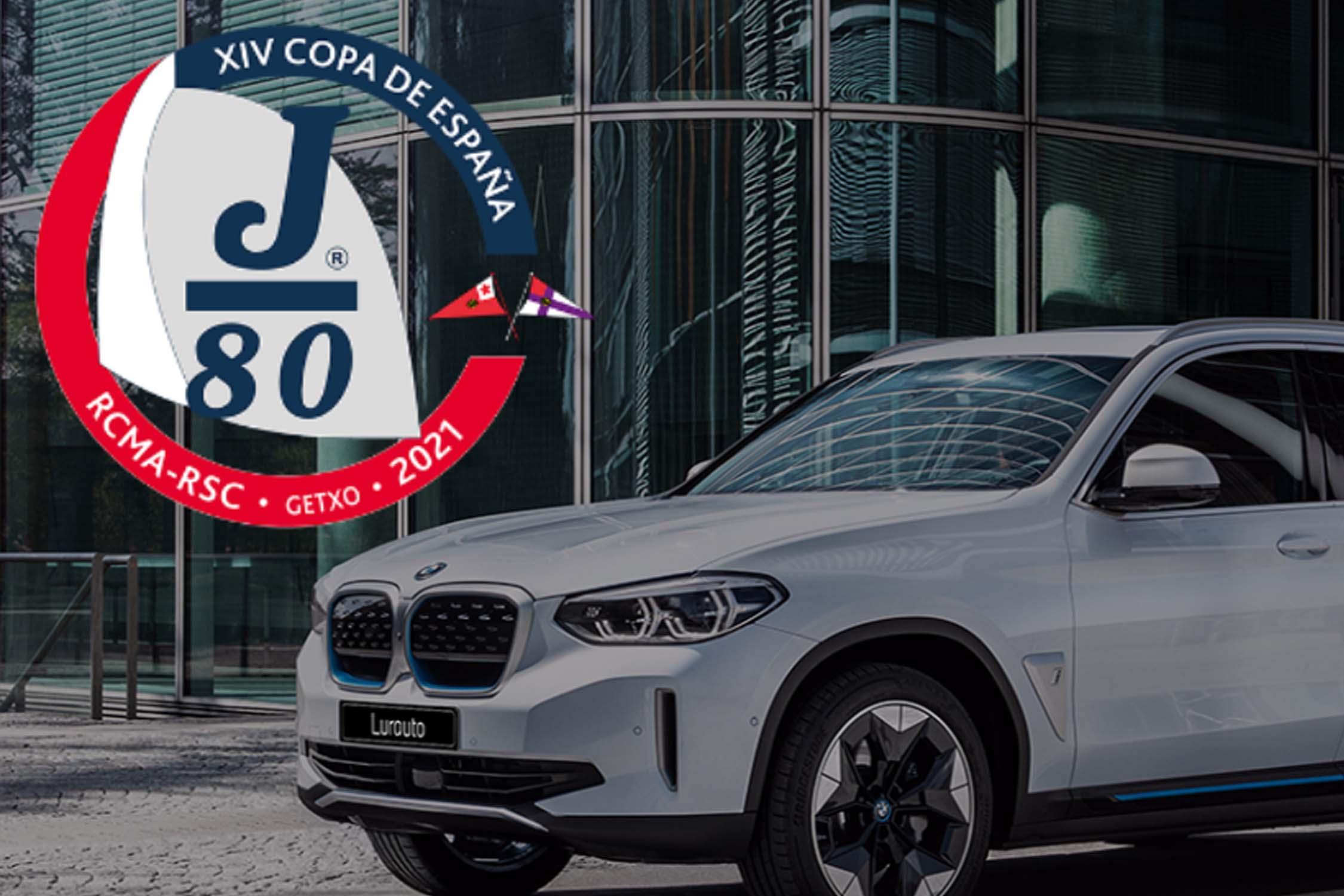 BMW Lurauto y LEM patrocinadores de la Copa de España de J80 2021